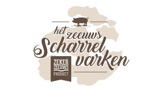 Het Zeeuws Scharrelvarken logo